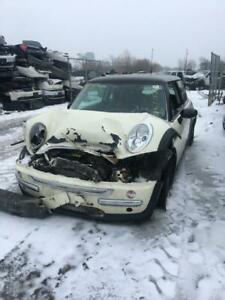 2005 Mini Cooper just in for parts at Pic N Save!