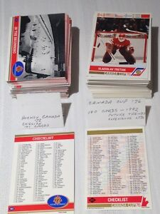 Sort # : 901 - 200 cartes Hockey - Set Complet
