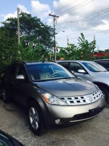 2003 Nissan Murano Pre-Owned Certified- Loaded AWD Sunroof Leath