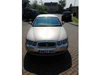 automatic rover 75 diesel bmw engine with mot drive very well