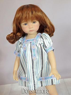 "AUBURN DOLL WIG SIZE 7/8"" FITS VINTAGE AND MODERN DOLLS"