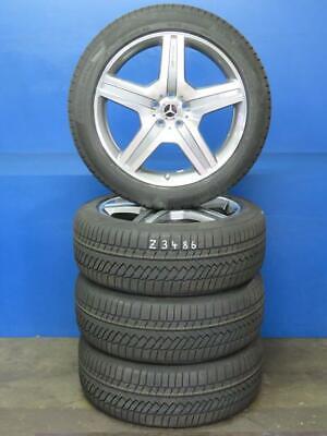 20 Zoll AMG Winterräder Mercedes GLE AMG 43 AMG 450 Kompletträder Winterreifen