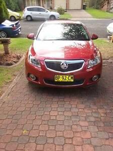 2012 Holden Cruze Sedan Campbelltown Campbelltown Area Preview