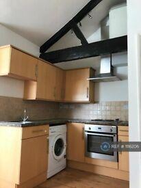 1 bedroom flat in Wellington Street, Luton, LU1 (1 bed) (#1116206)