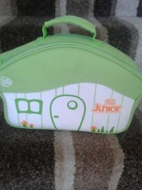 NEW LEAP FROG JUNIOR TAG WITH 4 BOOKS RRP £100+ BARGAIN AT £40