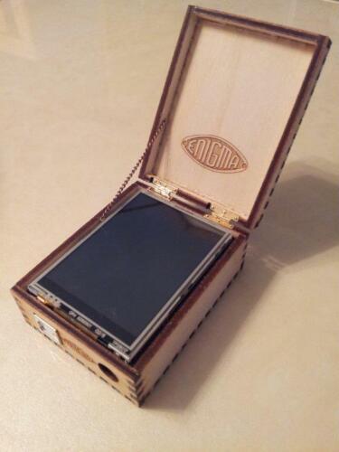 Enigma Machine Simulator KIT