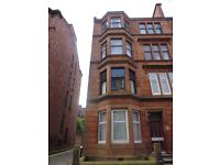 A Large Elevated Ground Floor Two Bedroom Flat Located off Byres Road, Vinicombe Street (ACT 504)