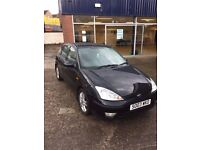 2003 03 FORD FOCUS 2.0 ZETEC 5D 129 BHP **** PART EX WELCOME ****