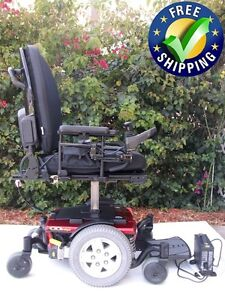 Electric Wheelchair with Seat Elevator Wanted