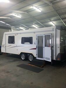 2008 Jayco Sterling Moe Latrobe Valley Preview