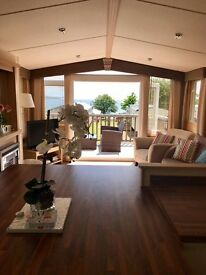 3 Bed Caravan to rent at Haven's Lydstep Beach Tenby