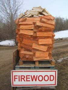 BIRCH FIREWOOD   25+ year in business      CALL 780-467-7777