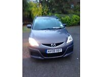 2008 08reg MAZDA 5 2.0 D TS2 5dr Diesel Mot till May 2017, one owner with service history, HPI clear