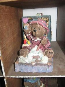 Set of Teddy Bear Bookends   for sale