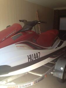 Yamaha 1000cc 3 seater JetSki incl. trailer and rego Albury Albury Area Preview