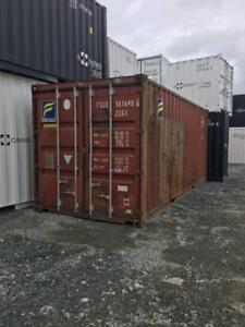 "20' STANDARD ""AXCESS"" CONTAINER (USED)"