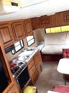 Roulotte Glendale 1991 23 pied