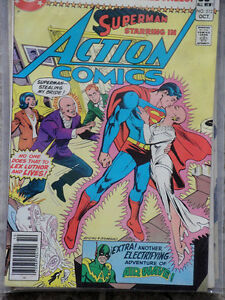 Action/Adventure Comics