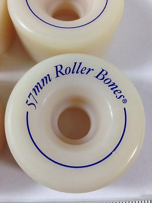 POWELL PERALTA ORIGINAL ROLLER BONES SKATE WHEELS NOS VINTAGE 1980'S 57MM