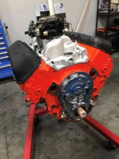 Chevy Reco 454 with 4 Bolt mains