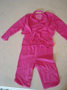 Girls Three Piece Summer Ensemble - 4T Top and 3T pants -Mint Kitchener / Waterloo Kitchener Area image 5