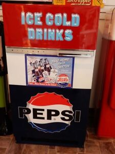 Pepsi Bar Fridge
