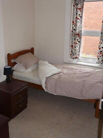 Contractor's Accommodation - shared room in 3 bed house, Wrexham, ideal for North Wales