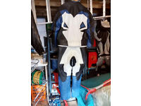 Motorbike leathers brand new with tags