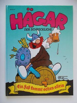 Hägar Nr. 14 Ein Faß kommt selten allein - Ehapa Verlag - Zustand 1