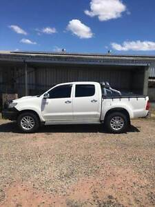 2012 Toyota Hilux Ute Lissner Charters Towers Area Preview