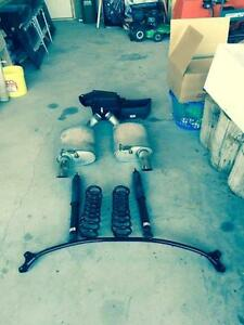2012 Mustang Shelby Parts