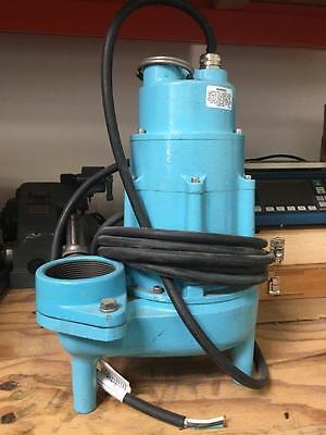 Little Giant 20scim Submersible Sewage Pump 2hp 230v