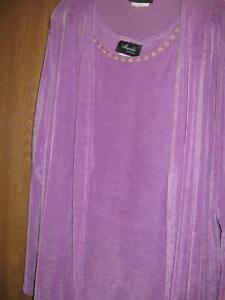 3 Piece 3X  Lavender Outfit - NEW