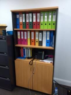 Filing Cabinet PLUS accessories