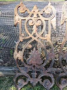 Cast Iron Fence Decorative panels Riverstone Blacktown Area Preview