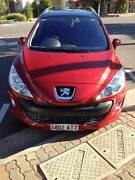 2010 Peugeot 308 Wagon Adelaide CBD Adelaide City Preview
