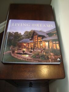 Living Dreams Beautiful Coffee Table Book of Lindal Homes Kitchener / Waterloo Kitchener Area image 1