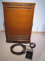 Leslie Speaker 47 with combo preamp