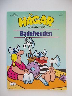 Hägar Nr. 7 Badefreuden - Ehapa Verlag - Zustand 2