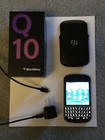 Blackberry Q10 - Barely Used