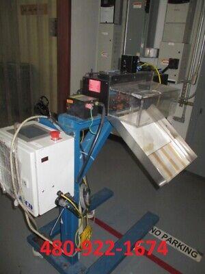 Azco Corp Sheeter Plastic Extruder