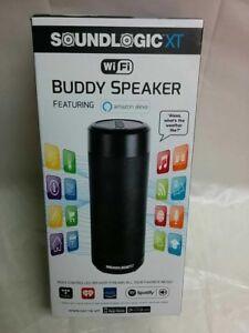Brand new SoundLogic XT Wi-Fi and Bluetooth Buddy Speaker