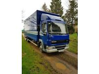 DAF LF 45/150 7.5 ton Horsebox for sale
