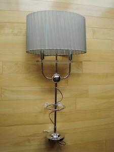 "Hanging Chrome Swivel Lamp - 29"" long x 14"" wide - Works Perfect Kitchener / Waterloo Kitchener Area image 5"