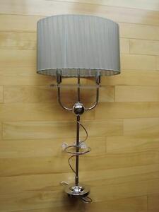"Hanging Chrome Swivel Lamp - 29"" long x 14"" wide - Works Perfect Kitchener / Waterloo Kitchener Area image 5"