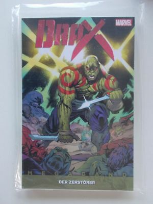 Der Zerstörer Softcover Marvel Comics Panini Verlag - Z. 0-1 (Drax Der Zerstörer)