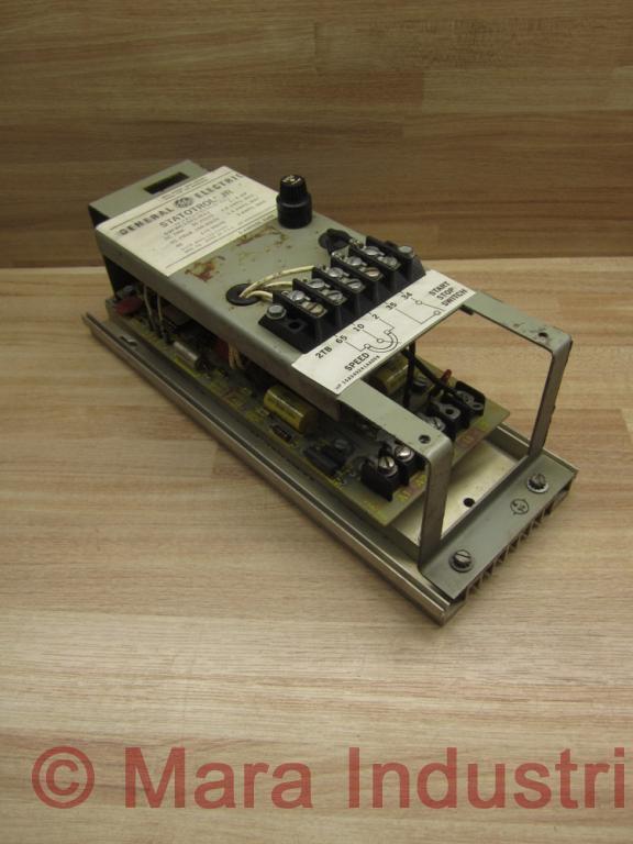 General Electric 6VFWC1025JRA1 Statotrol Jr. Controller