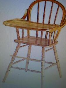 Wanted - Baby Highchair