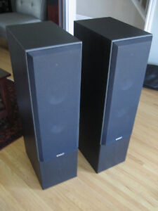 Energy C-6 Floorstanding Speakers 225W Made in Canada