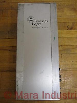 Edmunds Gage E8000 Trendsetter Column Amplifier W Extra Connector   Used